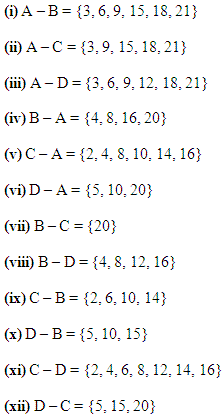 NCERT Solutions for Class 11 Maths Chapter 1 Ex 1.4 Q 9