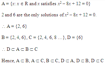 NCERT Solutions for Class 11 Maths Chapter 1 Miscellaneous Ex Q 1
