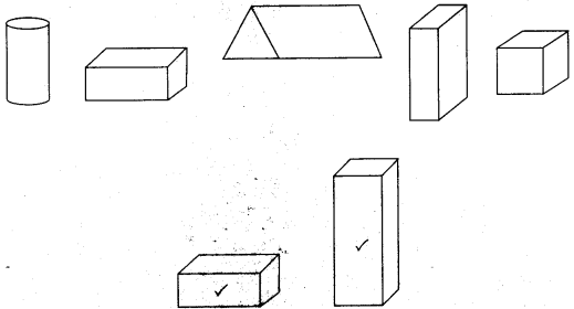NCERT Solutions for Class 4 Mathematics Unit-1 Building With Bricks Page 4 Q6