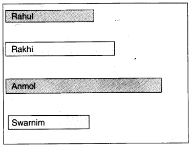 NCERT Solutions for Class 4 Mathematics Unit-14 Smart Charts Page 168 Q1