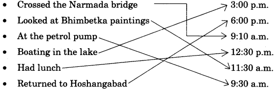 NCERT Solutions for Class 4 Mathematics Unit-3 A Trip To Bhopal Page 34 Q4.1