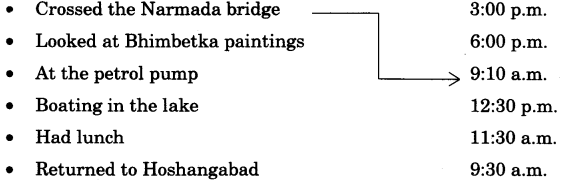 NCERT Solutions for Class 4 Mathematics Unit-3 A Trip To Bhopal Page 34 Q4