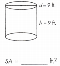 total surface area of hollow cylinder