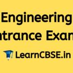 Engineering-Entrance-Exams