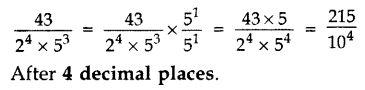 Important Questions for Class 10 Maths Chapter 1 Real Numbers 1