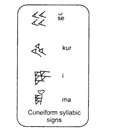 NCERT Solutions for Class 11 History Chapter 2 Writing and City Life VSAQ Q26
