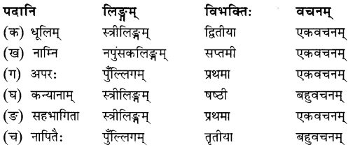 NCERT Solutions for Class 8 Sanskrit Chapter 11 सावित्री बाई फुले Q7.1