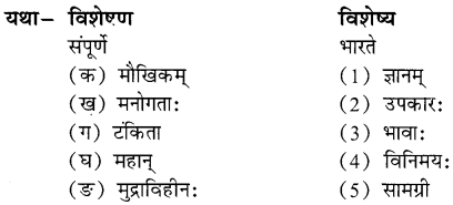 NCERT Solutions for Class 8 Sanskrit Chapter 3 डिजीभारतम् Q4