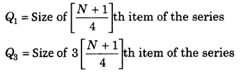Statistics for Economics Class 11 Notes Chapter 5 Measures of Central Tendency 3