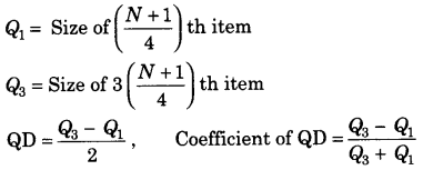 Statistics for Economics Class 11 Notes Chapter 6 Measures of Dispersion 1