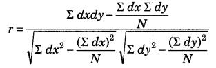 Statistics for Economics Class 11 Notes Chapter 7 Correlation 4