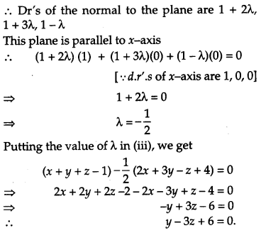 CBSE Previous Year Question Papers Class 12 Maths 2011 Outside Delhi 100