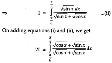 CBSE Previous Year Question Papers Class 12 Maths 2011 Outside Delhi 66