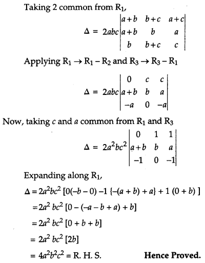 CBSE Previous Year Question Papers Class 12 Maths 2015 Outside Delhi 20