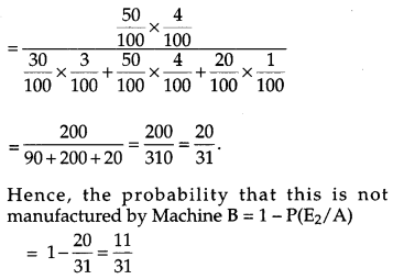 CBSE Previous Year Question Papers Class 12 Maths 2015 Outside Delhi 69
