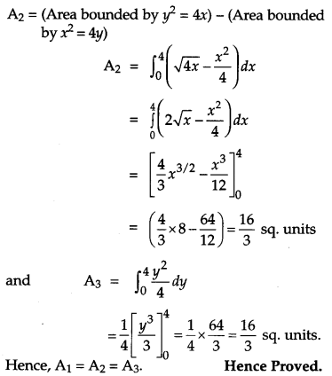 CBSE Previous Year Question Papers Class 12 Maths 2016 Outside Delhi 61