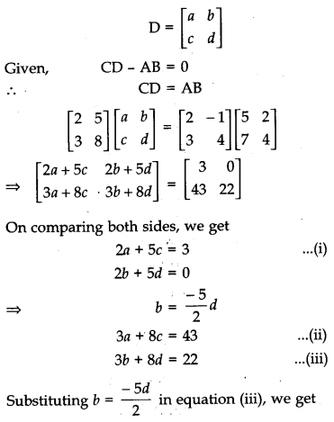 CBSE Previous Year Question Papers Class 12 Maths 2017 Delhi 20