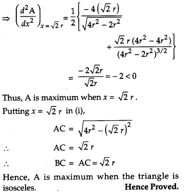 CBSE Previous Year Question Papers Class 12 Maths 2017 Outside Delhi 83