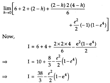 CBSE Previous Year Question Papers Class 12 Maths 2019 Outside Delhi 100