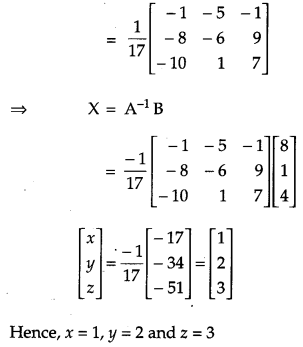 CBSE Previous Year Question Papers Class 12 Maths 2019 Outside Delhi 129