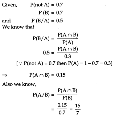 CBSE Previous Year Question Papers Class 12 Maths 2019 Outside Delhi 19