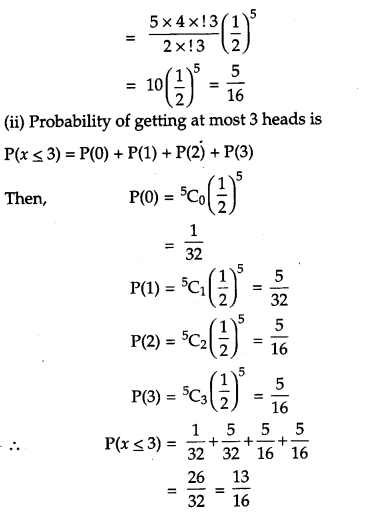 CBSE Previous Year Question Papers Class 12 Maths 2019 Outside Delhi 21