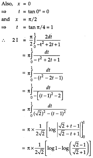 CBSE Previous Year Question Papers Class 12 Maths 2019 Outside Delhi 45