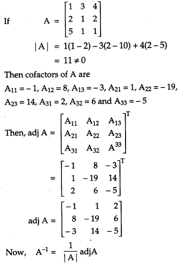 CBSE Previous Year Question Papers Class 12 Maths 2019 Outside Delhi 56