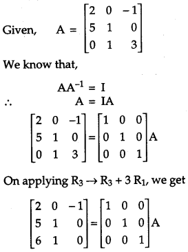 CBSE Previous Year Question Papers Class 12 Maths 2019 Outside Delhi 60
