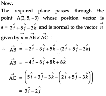 CBSE Previous Year Question Papers Class 12 Maths 2019 Outside Delhi 92