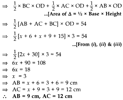 Important Questions for Class 10 Maths Chapter 10 Circles 45