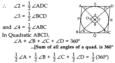 Important Questions for Class 10 Maths Chapter 10 Circles 60