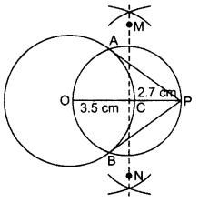 Important Questions for Class 10 Maths Chapter 11 Constructions 12