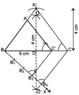 Important Questions for Class 10 Maths Chapter 11 Constructions 18