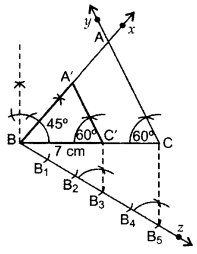 Important Questions for Class 10 Maths Chapter 11 Constructions 7