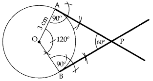 Important Questions for Class 10 Maths Chapter 11 Constructions 9