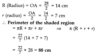 Important Questions for Class 10 Maths Chapter 12 Areas Related to Circles 30