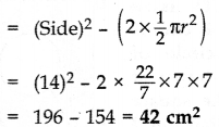 Important Questions for Class 10 Maths Chapter 12 Areas Related to Circles 55
