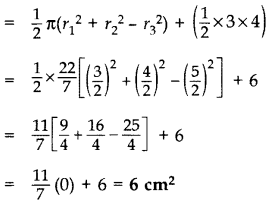 Important Questions for Class 10 Maths Chapter 12 Areas Related to Circles 74