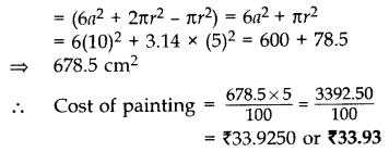 Important Questions for Class 10 Maths Chapter 13 Surface Areas and Volumes 15