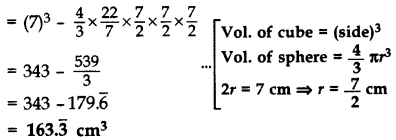 Important Questions for Class 10 Maths Chapter 13 Surface Areas and Volumes 27