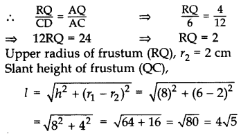 Important Questions for Class 10 Maths Chapter 13 Surface Areas and Volumes 30