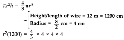 Important Questions for Class 10 Maths Chapter 13 Surface Areas and Volumes 39
