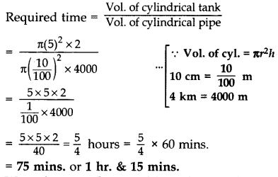 Important Questions for Class 10 Maths Chapter 13 Surface Areas and Volumes 48