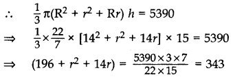 Important Questions for Class 10 Maths Chapter 13 Surface Areas and Volumes 6