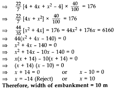 Important Questions for Class 10 Maths Chapter 13 Surface Areas and Volumes 73