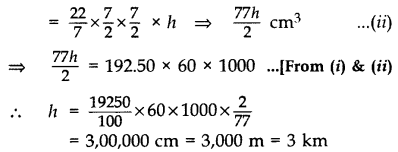 Important Questions for Class 10 Maths Chapter 13 Surface Areas and Volumes 88