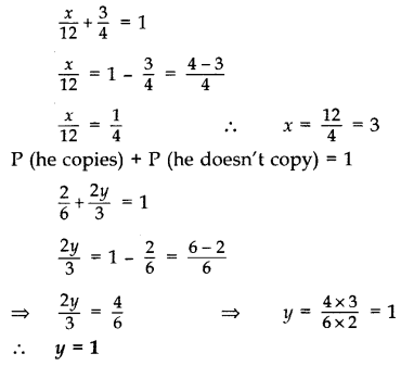Important Questions for Class 10 Maths Chapter 15 Probability 17