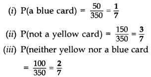 Important Questions for Class 10 Maths Chapter 15 Probability 18