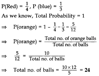 Important Questions for Class 10 Maths Chapter 15 Probability 7